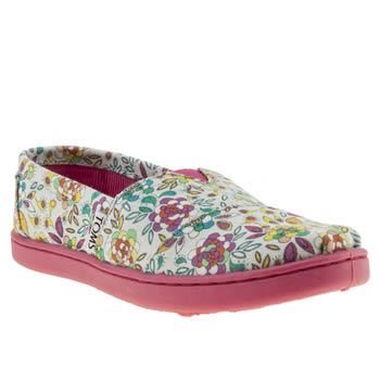 Toms Multi Seasonal Classics Girls Junior