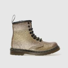 Dr Martens Gold Delaney Girls Junior