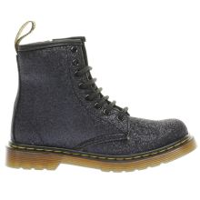 Dr Martens Black Delaney Boot Girls Junior
