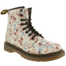 Junior Multi Dr Martens Delaney