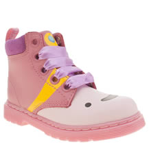 Dr Martens Pink Adventure Time Bubblegum Girls Junior