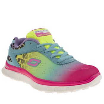 Skechers Multi Skech Appeal Girls Junior