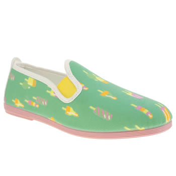 Flossy Multi Noja Girls Junior