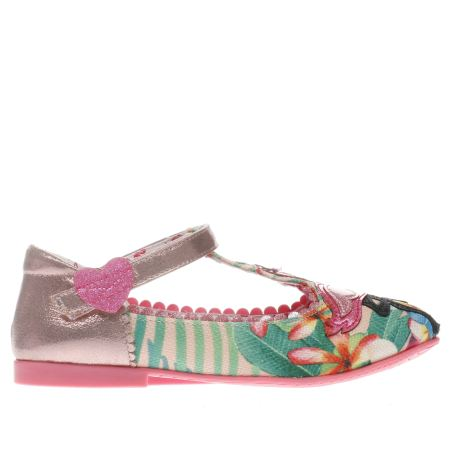 irregular choice flamingo 1