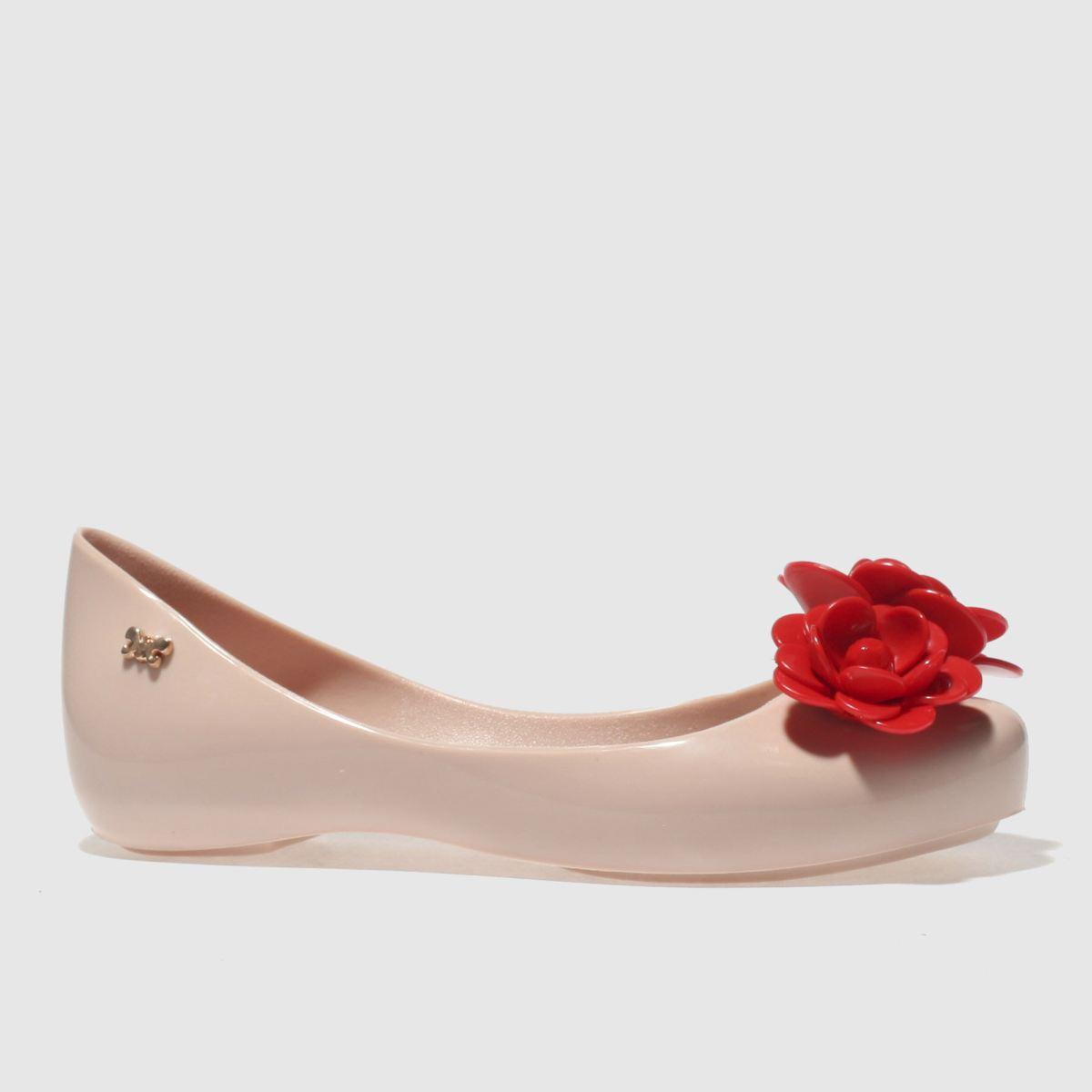 Zaxy Zaxy Pale Pink Blossom Girls Junior Shoes