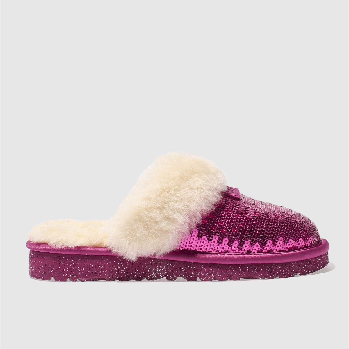 Ugg Pink Dazzle Boots Junior
