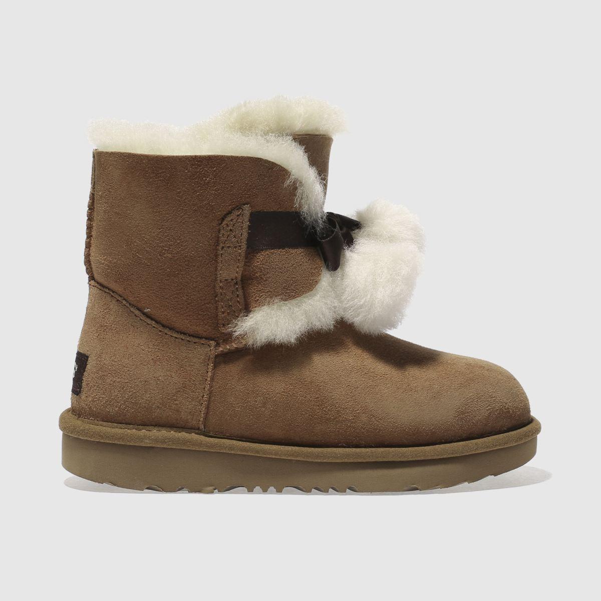 ugg tan gita Girls Junior Boots