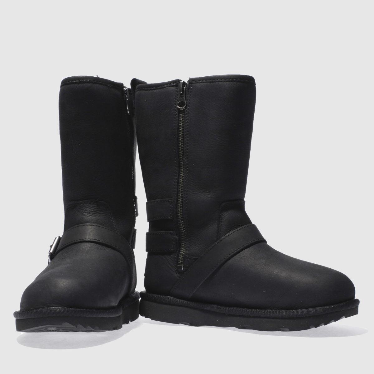 ugg black kaila boots