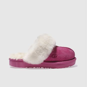Ugg Pink COZY II Girls Junior