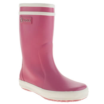 Aigle Pink Lolly Pop Girls Junior