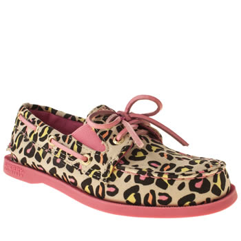 Sperry Multi A/o Gore Girls Junior
