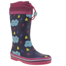 Clarks Multi Tarri Pip Girls Junior