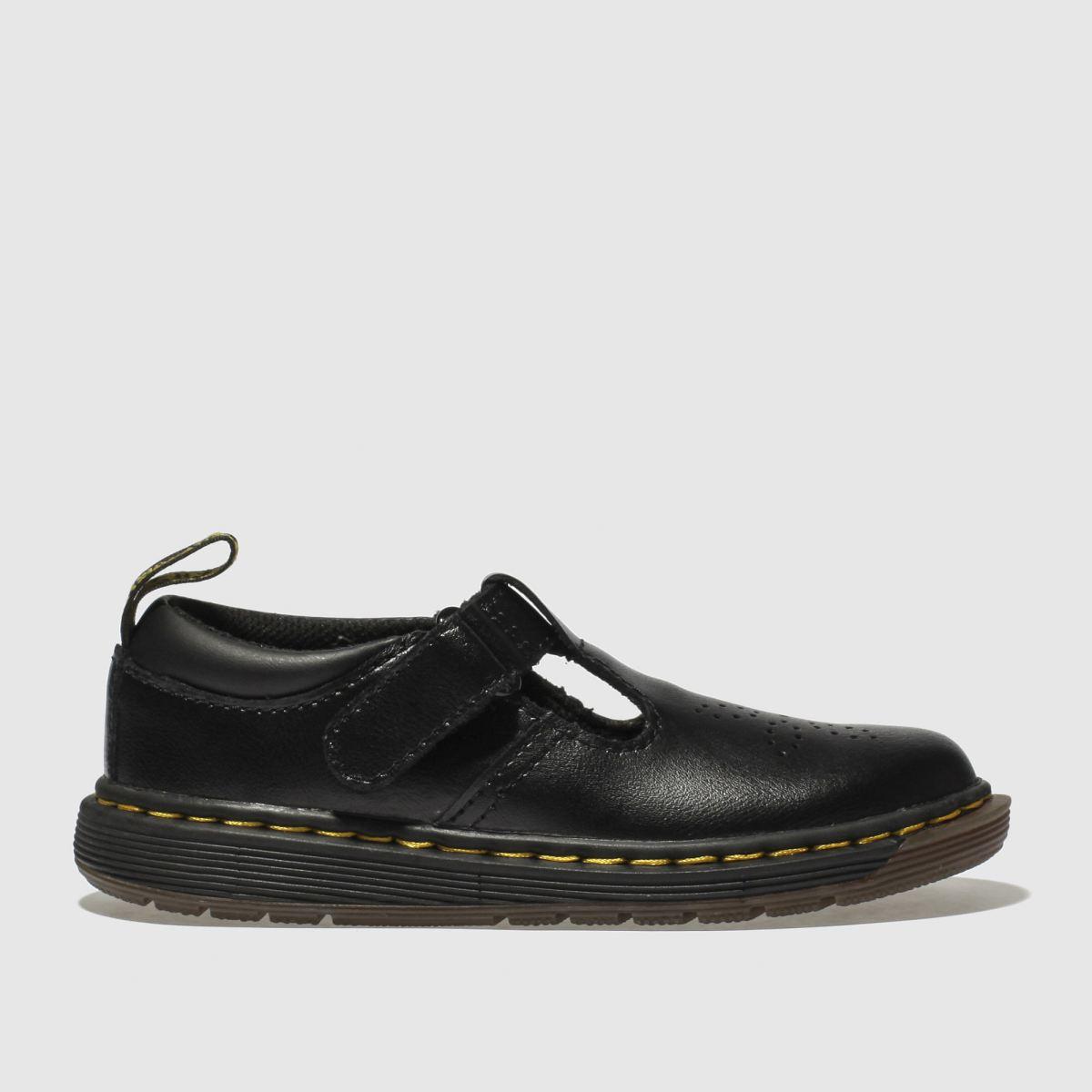 Dr Martens Black Dulice Junior Shoes