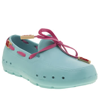 Mocks Turquoise Sherbert Girls Junior