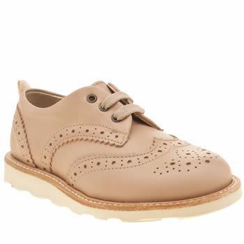 Young Soles Pale Pink Brando Girls Junior