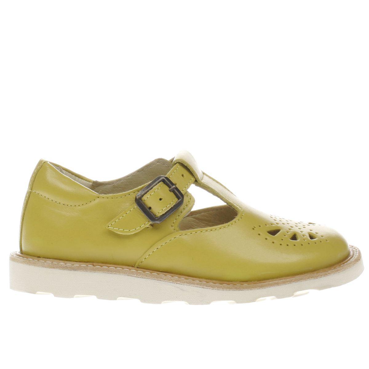 young soles Young Soles Yellow Rosie Girls Junior