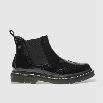 kids lelli kelly  black noelle boots
