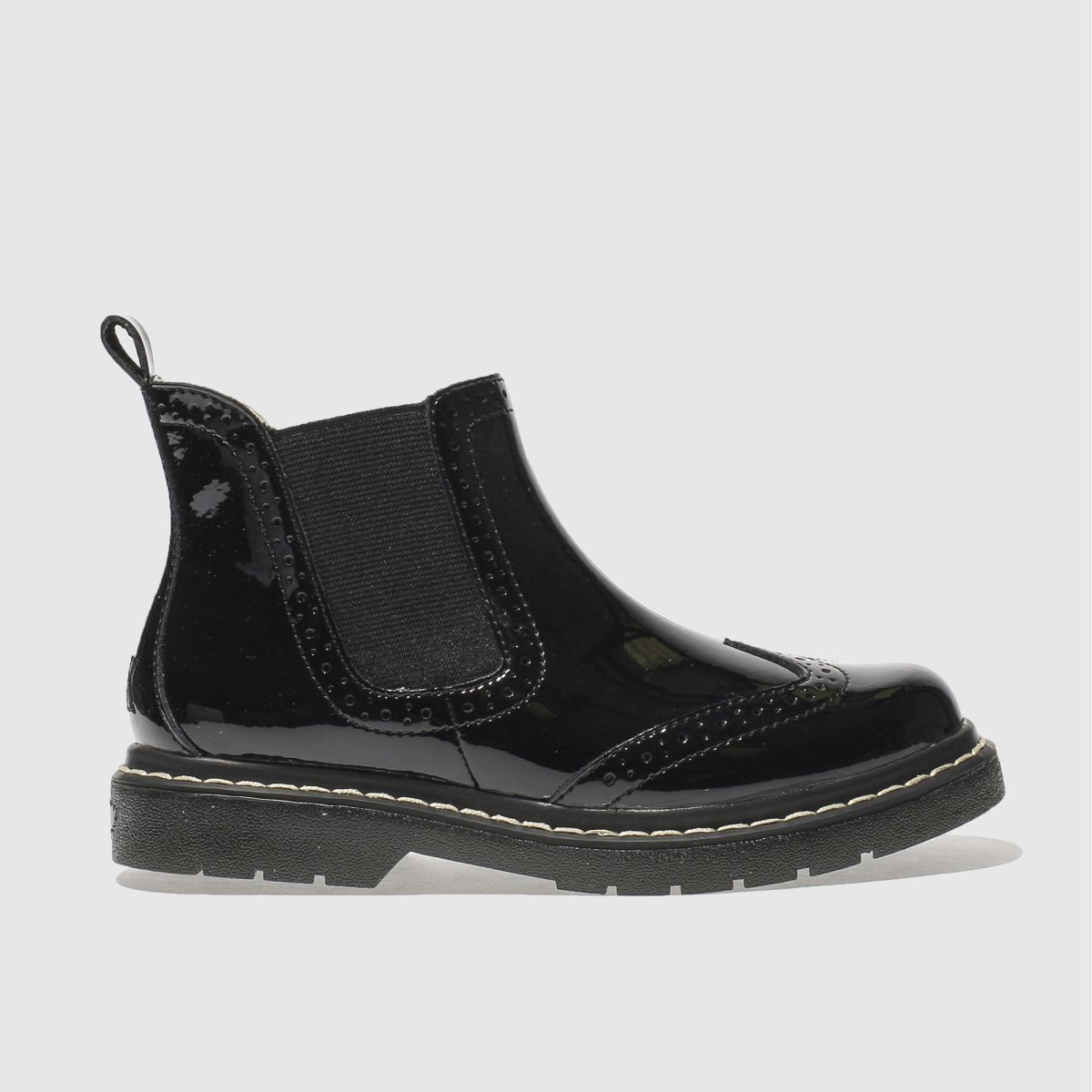 Lelli Kelly Lelli Kelly Black Noelle Boots Junior