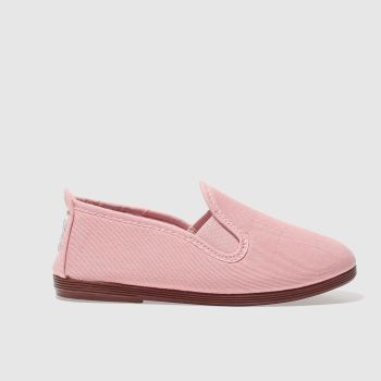 Flossy Pink Pamplona Girls Junior