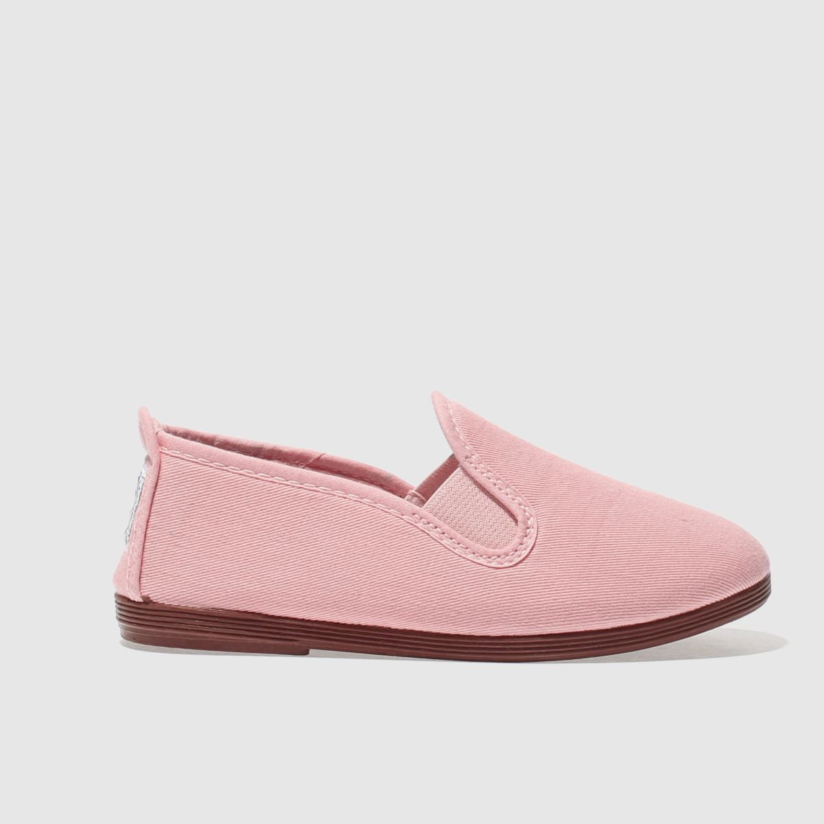 Flossy Flossy Pink Pamplona Girls Junior Shoes
