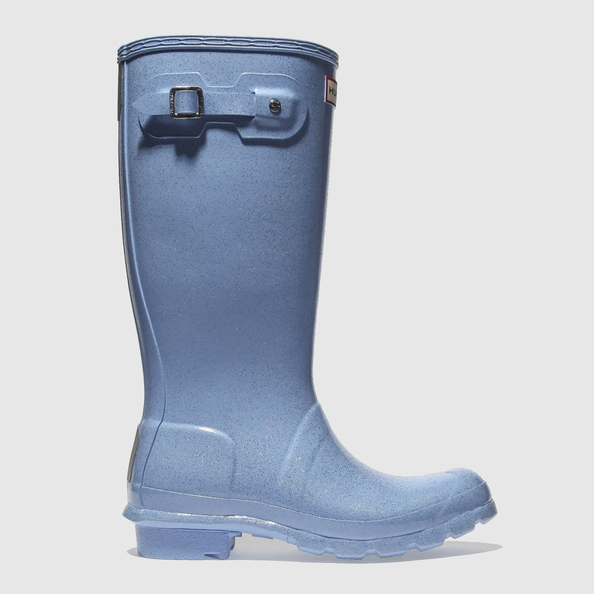 Hunter Pale Blue Original Starcloud Boots Youth