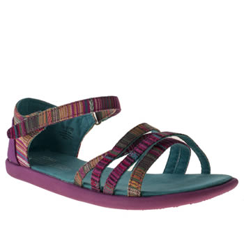 Toms Multi Sandals Girls Youth