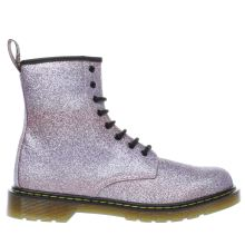 Dr Martens Pink Delaney Girls Youth