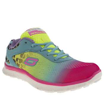 Skechers Multi Skech Appeal Serengeti Girls Youth