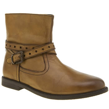 Hush Puppies Brown Cheryl Girls Youth