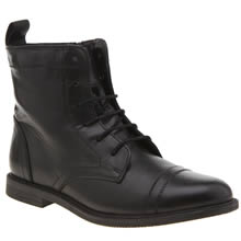 Hush Puppies Black Bonnie Girls Youth
