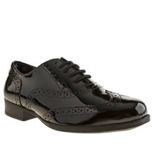 Youth Black Hush Puppies Kada