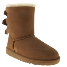 Youth Tan Ugg Australia Bailey Bow