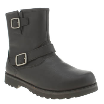 Ugg Australia Black Harwell Girls Youth