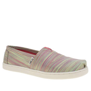 Toms Multi Seasonal Classic Girls Youth