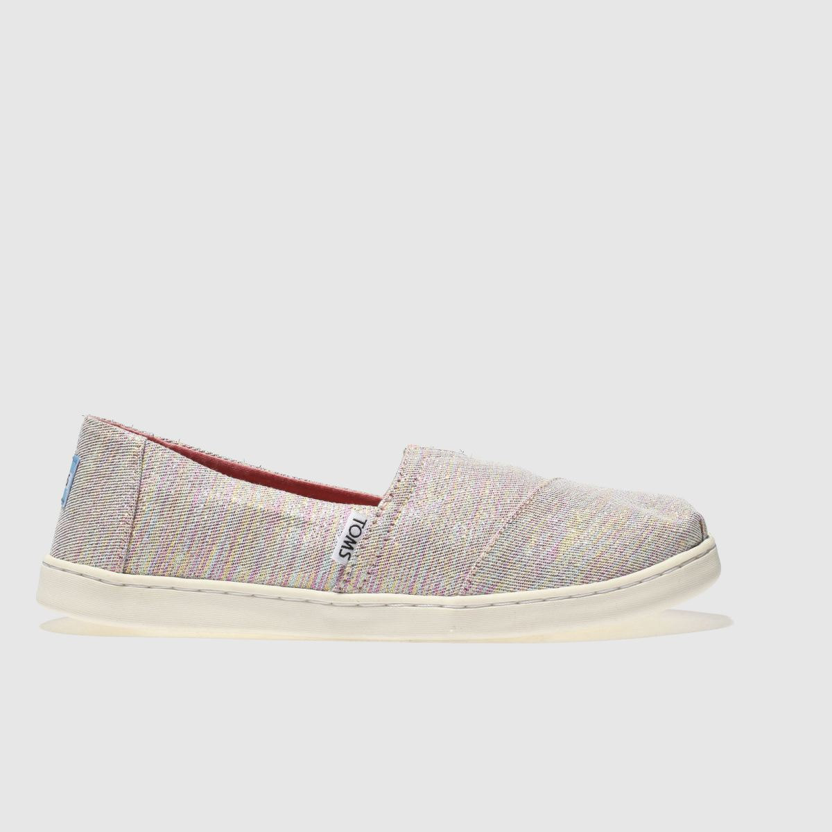 Toms Multi Classic Girls Youth Youth
