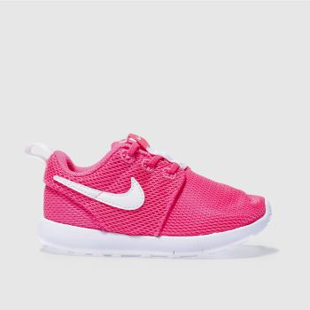 Nike Pink ROSHE ONE Girls Toddler