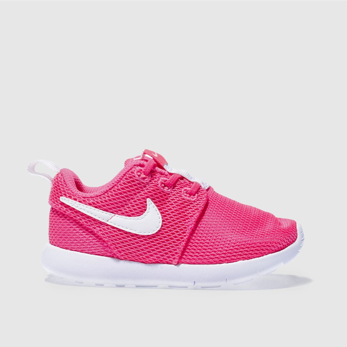 nike pink roshe one Girls Toddler Trainers