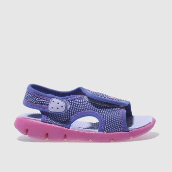 Nike Pink Sunray Adjust Girls Toddler