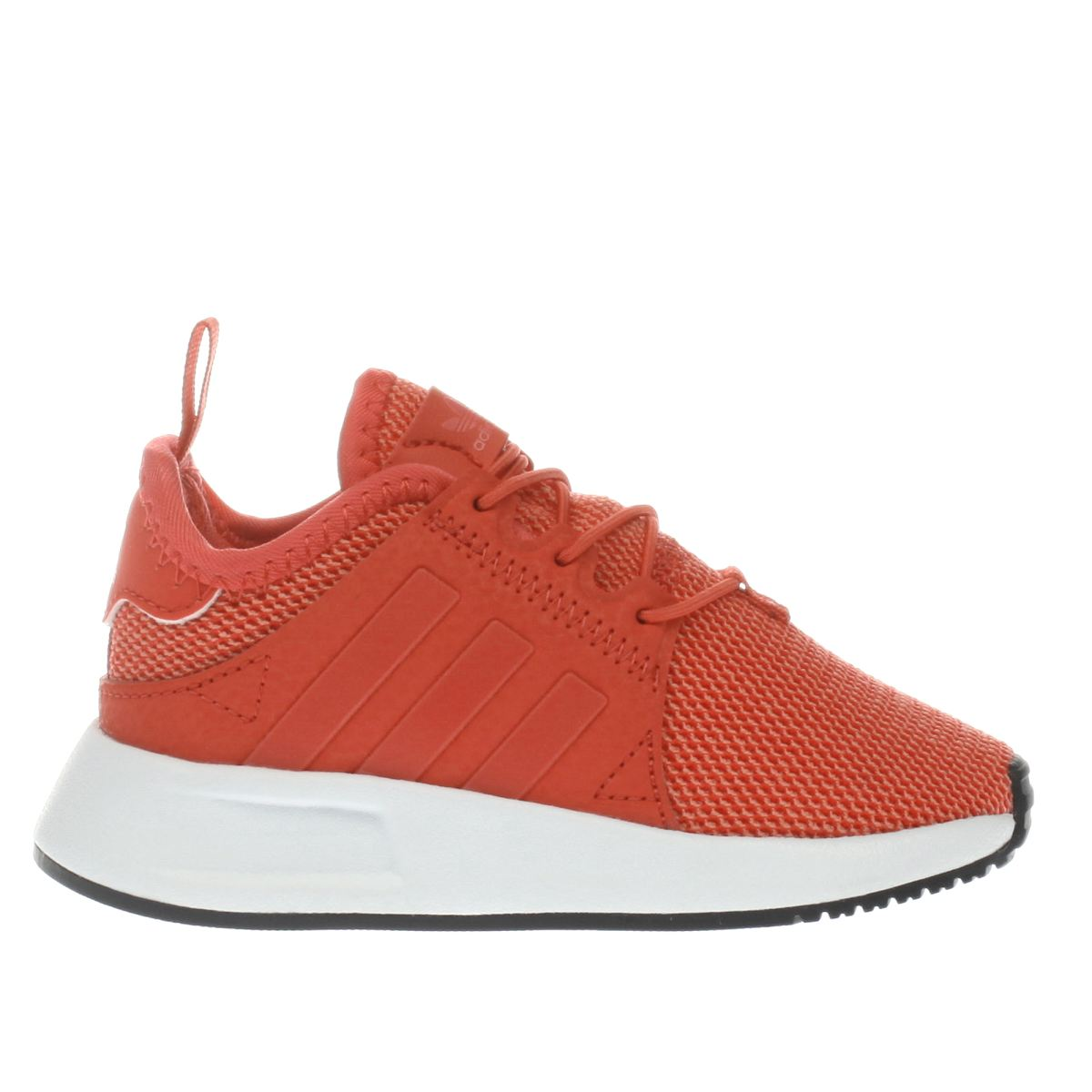 adidas coral red x_plr tdlr Girls Toddler Trainers