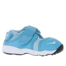 Nike Turquoise Little Rift Girls Toddler