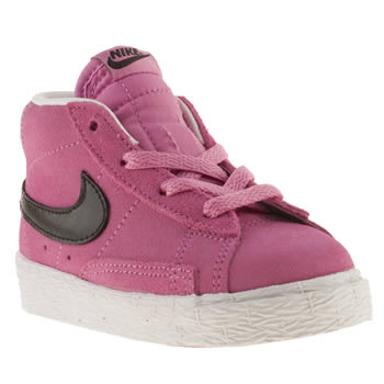 Nike Pink Blazer Mid Vintage Girls Toddler
