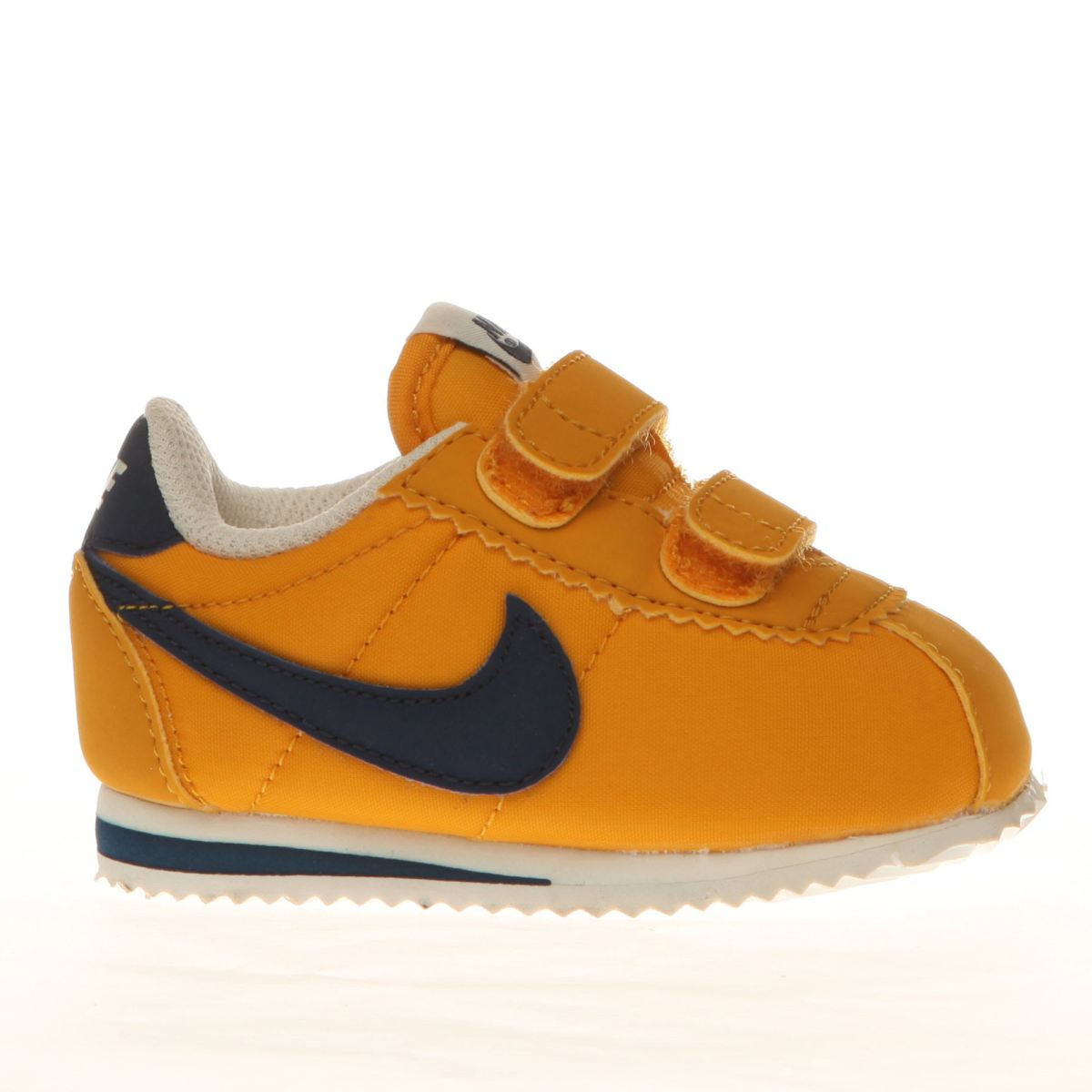 nike yellow cortez Girls Toddler Trainers