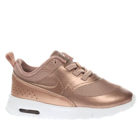 Nike Air Max Rose Gold Metallic