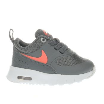 Nike Grey Air Max Thea Girls Toddler