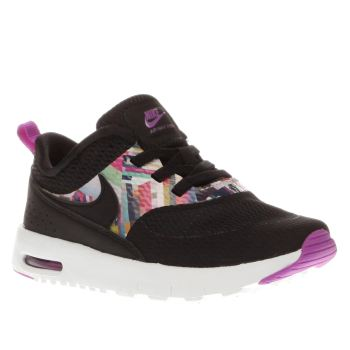 Nike Multi Air Max Thea Print Girls Toddler