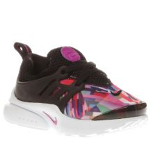 Nike Multi Presto Girls Toddler