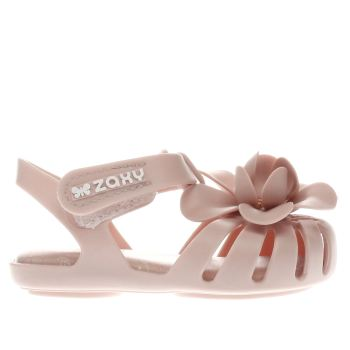 Zaxy Pale Pink Baby Bloom Girls Toddler