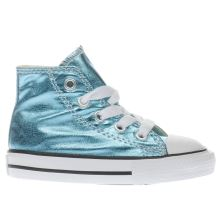 Converse Turquoise Chuck Taylor All Star Hi Girls Toddler