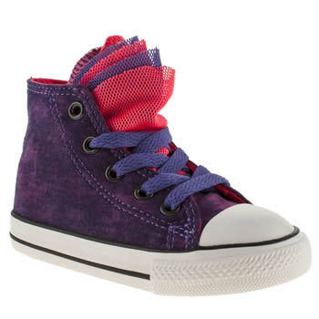 Converse Multi Party Hi Girls Toddler