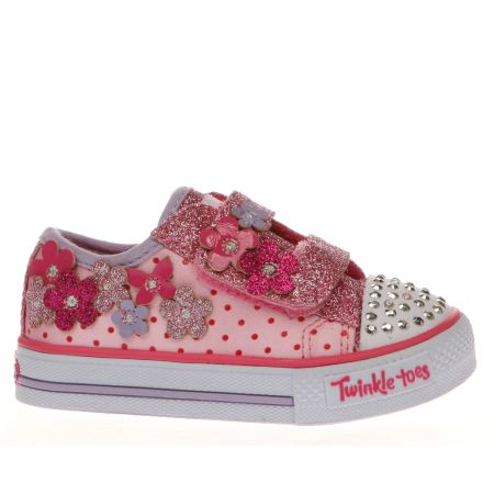 skechers twinkle toe shuffle 1